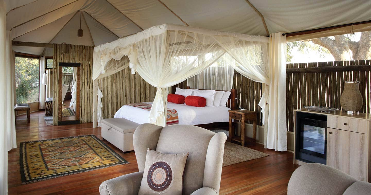 Beautiful Interiors at Amanzi Camp