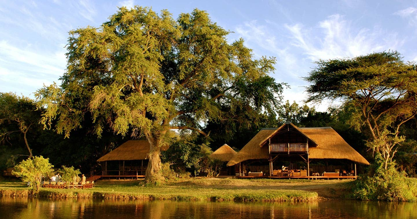 Stay at Chiawa Camp in the Lower Zambezi National Park for the Ultimate Safari Experience