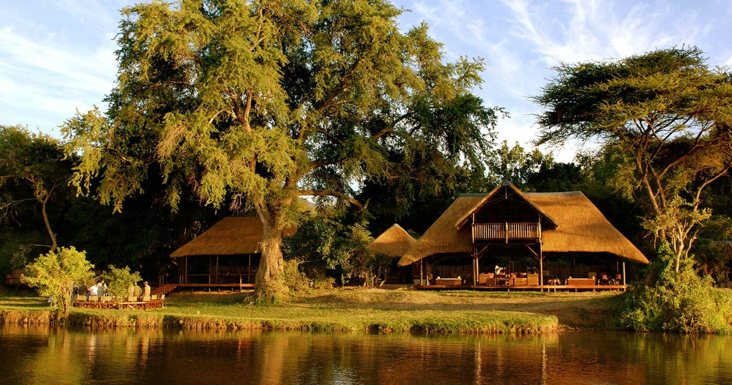 Sleep over in a Lower Zambezi National Park Lodge for the Ultimate Safari Experience