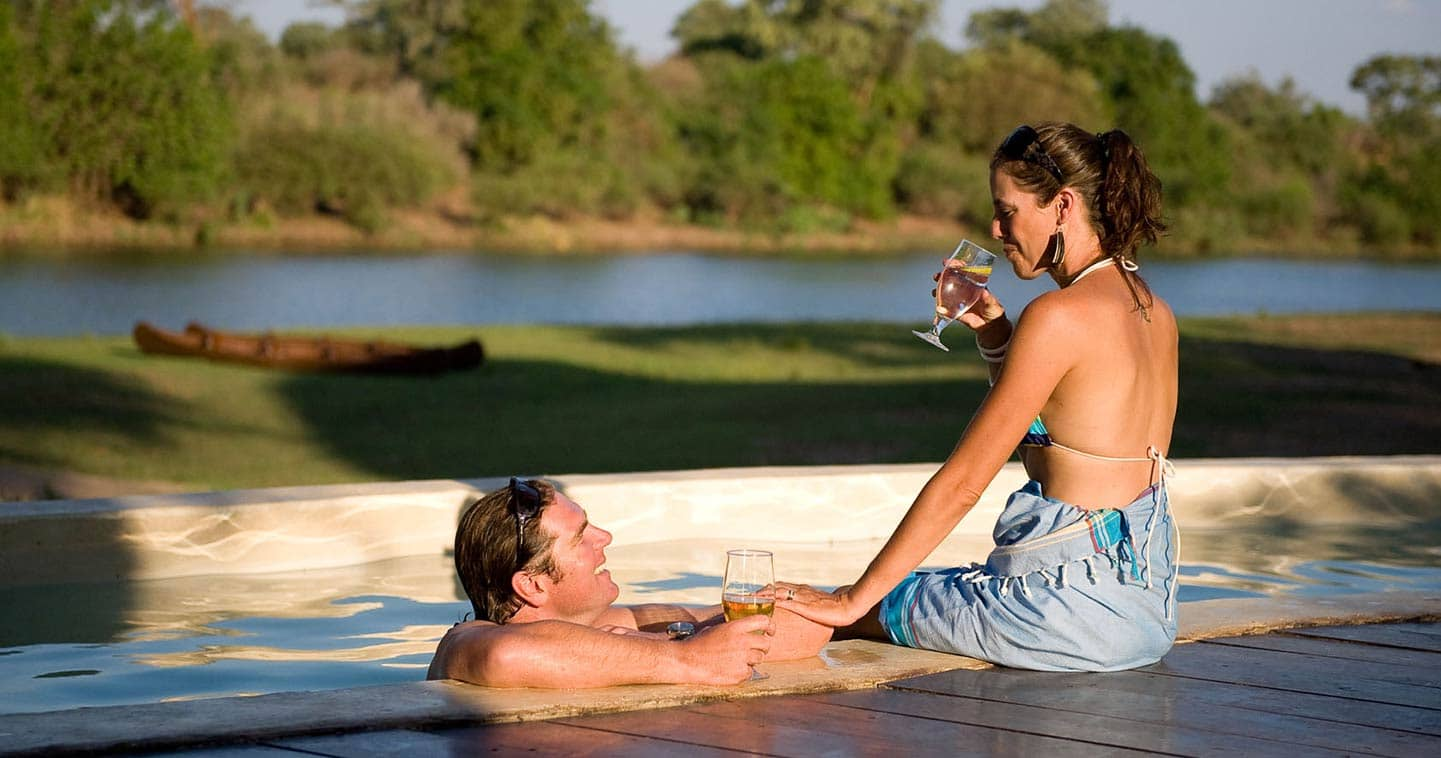 Enjoy a Luxury Safari in Lower Zambezi National Park