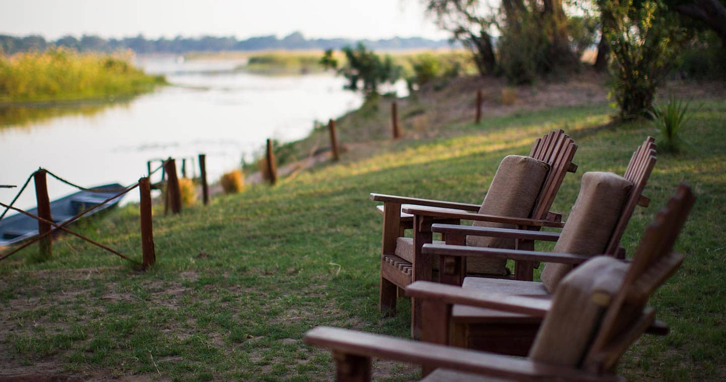 Luxury Lower Zambezi River Safari at Tsika Island Bush Camp