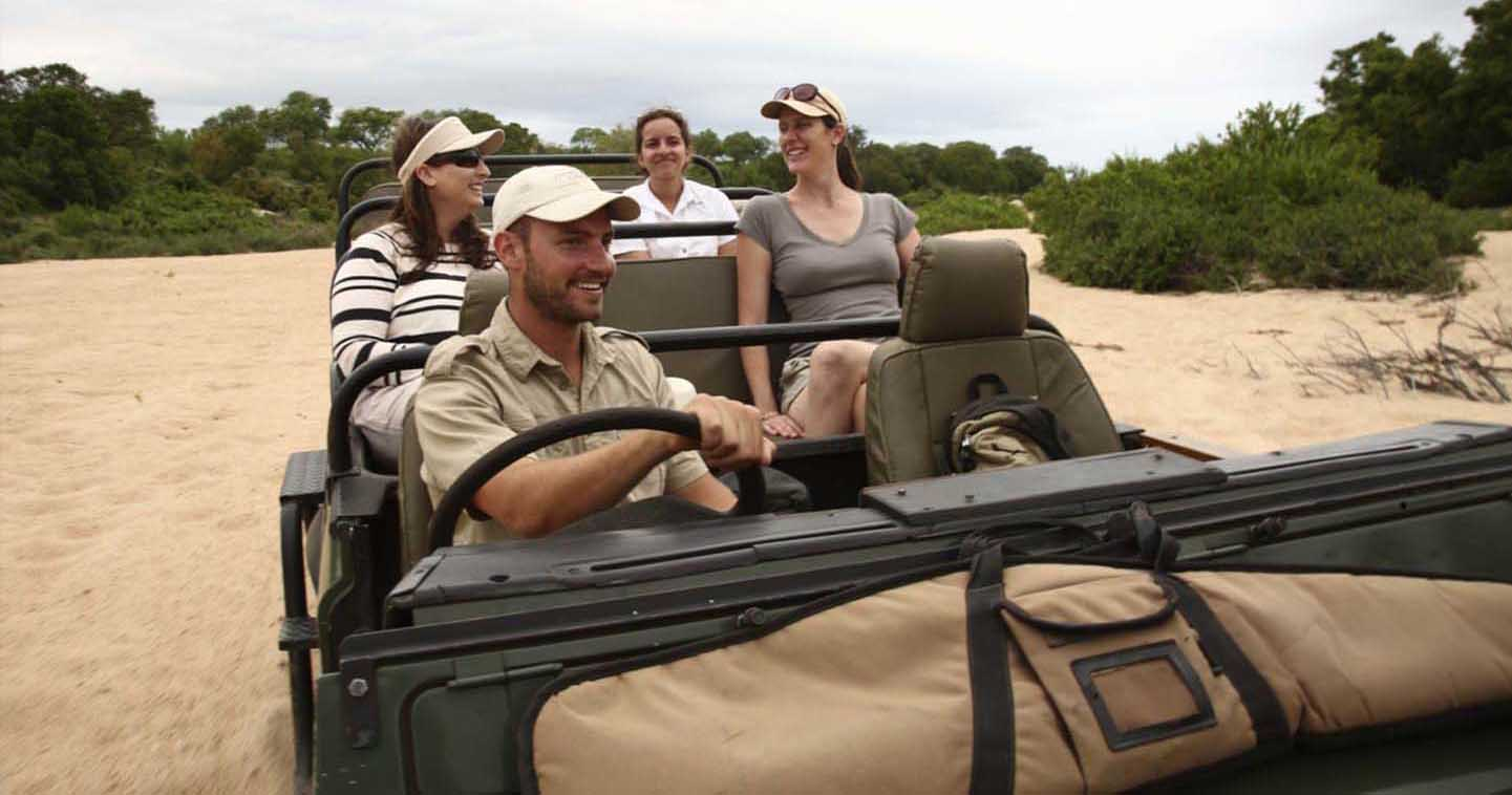 Road transfers from any airport to your Lower Zambezi lodge