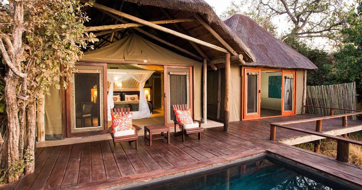Sleep over in Royal Zambezi Lodge for the Ultimate Safari Experience in the Lower Zambezi National Park