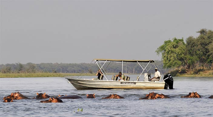 Special offer Lower Zambezi - Chiawa & Old Mondoro