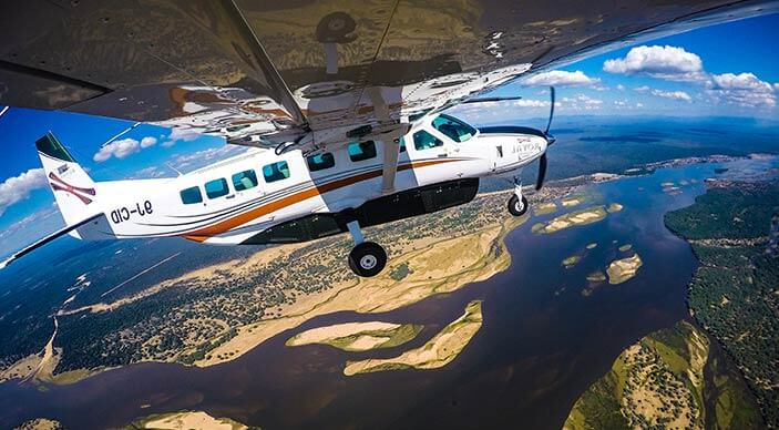 Special offer for Royal Zambezi - free flights