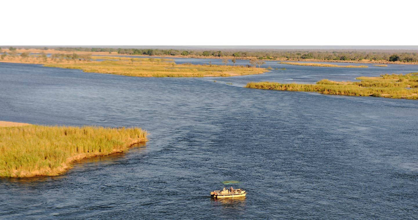 Let Chiawa Camp take you on Water Safari in the Lower Zambezi National Park