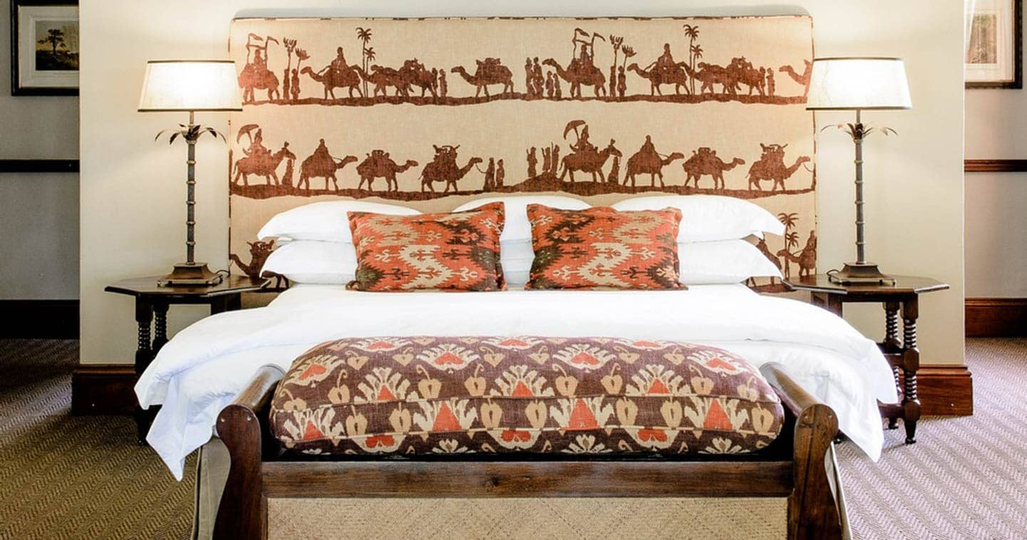 Enjoy the Luxury Bedroom at Baines River Camp in the Lower Zambezi National Park