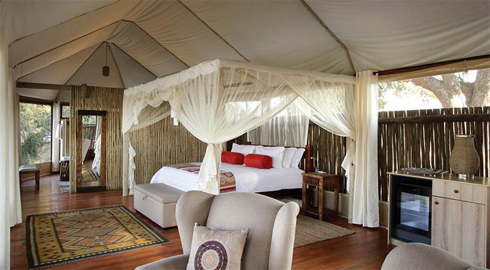 Zambia special offer at Amanzi and Anabezi - nights for free